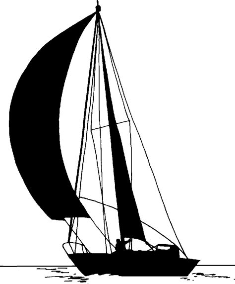 Sailboat Black And White by Sailboat Clipart Black And White Google Search