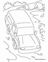 Barbie Road Coloring Map Colouring Slope Getcolorings Printable Friends Jeep Popular sketch template