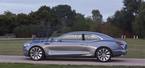 2015 Buick Coupe buick avenir coupe rendered gm authority