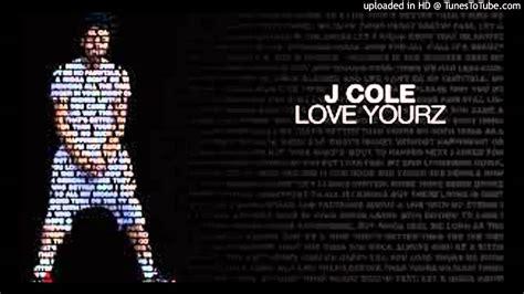 J. Cole - Love Yourz (Acapella) - YouTube