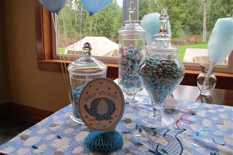 Using Roses For Baby Shower Table Centerpieces Liviroom