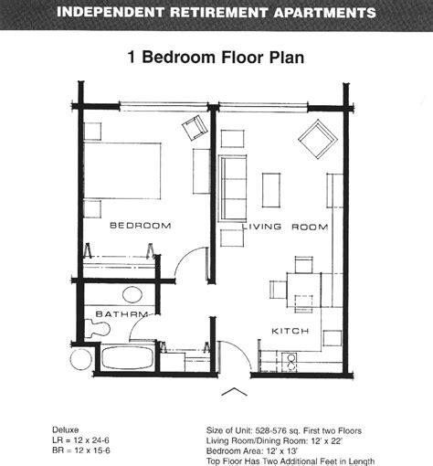 room design floor plan one floor living house plans plan home design