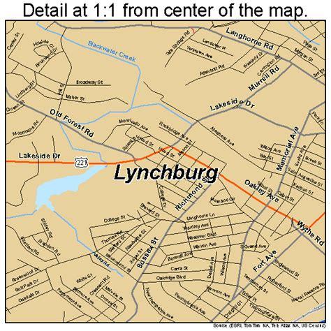 lynchburg virginia offender map is streets city of lynchburg virginia autos post