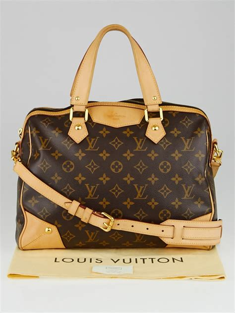 louis vuitton monogram canvas retiro pm bag yoogis closet