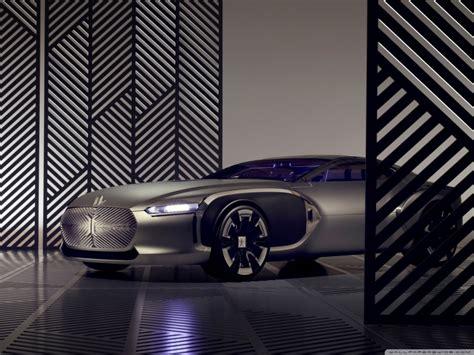 Renault Corbusier Concept 4k Hd Desktop Wallpaper For 4k