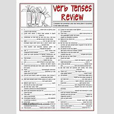 Best 25+ Verb Tenses Exercises Ideas On Pinterest  English Tenses Exercises, Present Tense And