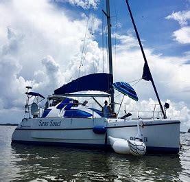 Boat Supplies Panama City Fl by Nalani 37 Pacific Seacraft