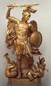 Archangel Michael in Christian art - Wikipedia