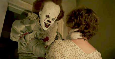 bathroom prank ideas 39 it 39 trailer pennywise the clown torment