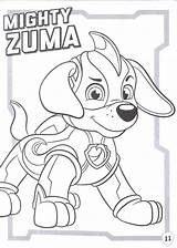 Paw Patrol Mighty Pups Coloring Nickelodeon Pages Books Learning Ws Games Popular sketch template