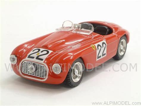 art-model Ferrari 166 MM #22 Winner Le Mans 1949 ...