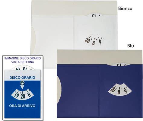 Porta A Porta Orario by Disco Orario Con Porta Ticket K0103 Www Lestylo It