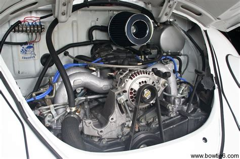 subaru boxer engine in vw beetle one awesome volkswagen beetle