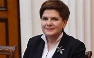 """""""Dobra zmiana"""" w mediach publicznych. Premier Beata Szydło ..."""