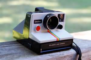 Polaroid Camera Mint