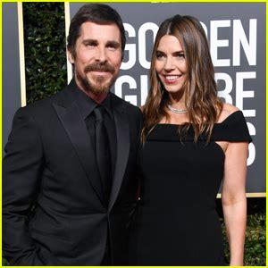 Christian Bale Jfk Airport Arrival With Sibi Blazic