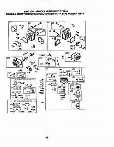 Craftsman 917 271910 User Manual