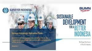 info lowongan kerja pt surveyor indonesia cari petugas