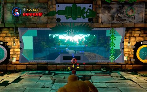 reptilian ruckus maps lego marvel super heroes game