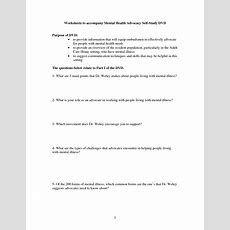 17 Best Images Of Fun Wellness Worksheets  Healthy Activities Worksheets, Free Substance Abuse