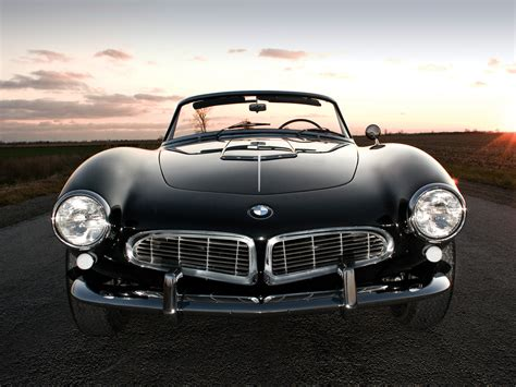 Bmw 507 Roadster A Design Icon But Priced Too High