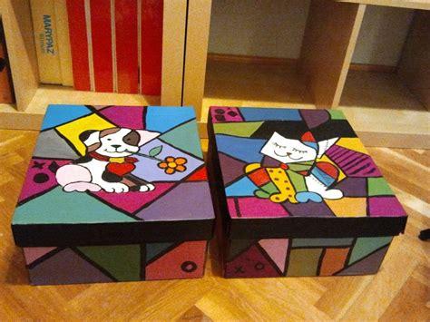 f d las cajas decoradas por rutsmba decoupage manualidades and decoupage furniture