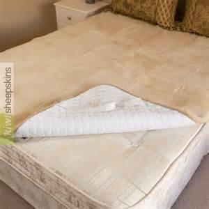 genuine medical sheepskin mattress pad bed underlay