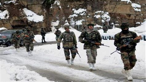 Indian Army & Chinese PLA exchanged fire at Senpao ...