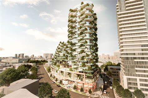 U of T part of team designing Toronto's first vertical forest