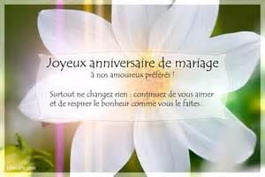 carte anniversaire de mariage anniversaire de mariage 50 ans