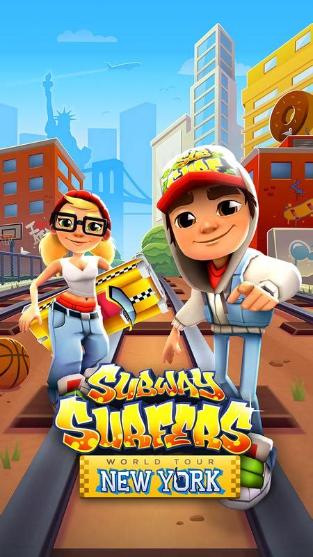 subway surfers apk free arcade for android