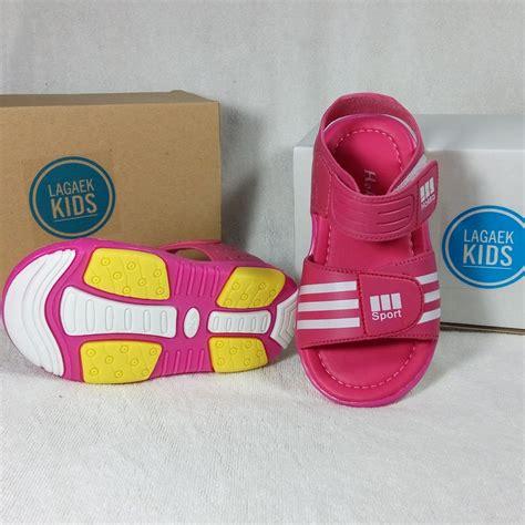 jual beli sepatu sendal anak perempuan usia