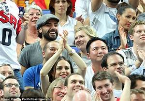 Bring It On! Kirsten Dunst cheers on Team USA during ...
