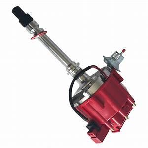 For Sbc Bbc 350 454 Chevy V8 Hei Distributor  16 92 X 9 45 X 7 48  U0026quot  Free Ship Hq