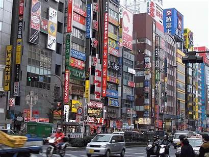 Shinjuku Tokyo Wallpapers Japan Yokohama Street Desktop