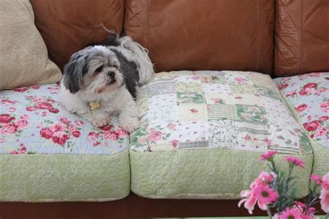 shabby chic outdoor cushions perfect for the shabby chic look but also would be nice for outdoor furniture or a sleeping