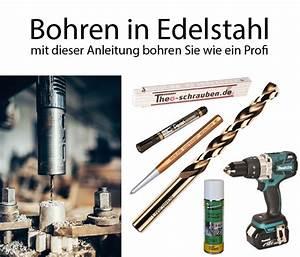 Bohrer Für Edelstahl : edelstahl bohren so einfach gelingt es die anleitung ~ A.2002-acura-tl-radio.info Haus und Dekorationen