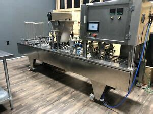 cup filling  packaging machine ebay