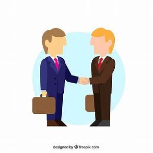 Business negotiation Vector | Premium Download