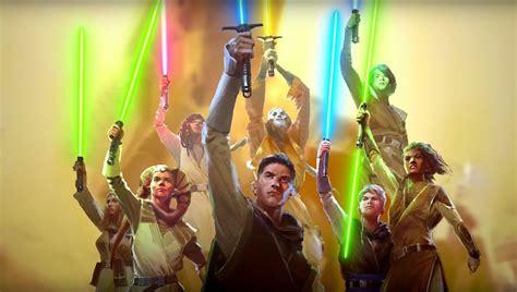 Star Wars: The High Republic Is The New Star Wars Saga ...