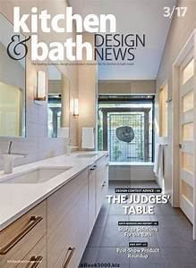 kitchen bath design news march 2017 free pdf magazine With kitchen and bath design news