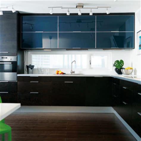 cuisine noir ikea les plus belles cuisines ikea cuisine nexus noir ikea