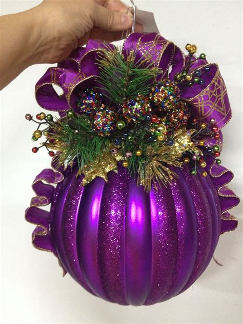 25 best ideas about purple christmas on pinterest