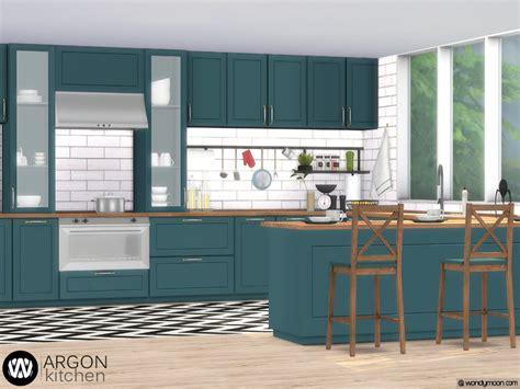 argon kitchen  wondymoon liquid sims