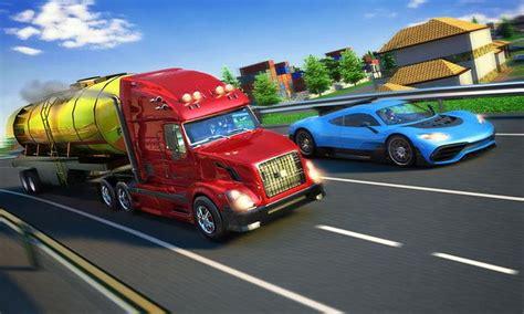 truck euro simulator games transport driving apk money mod game