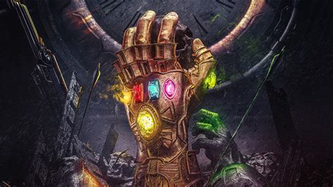 infinity gauntlet wallpapers hd wallpapers id 24855