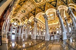 Library of Congress - The largest library in the U.S. - US ...