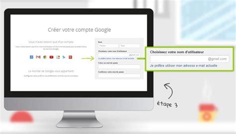 utiliser les services de sans adresse gmail info k