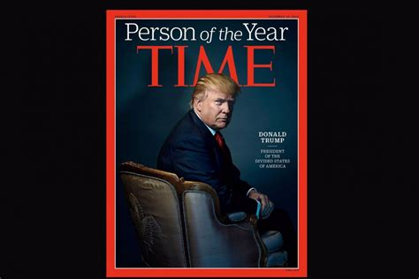 time magazine names president elect donald trump person