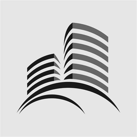 modern construction logo vector images  building